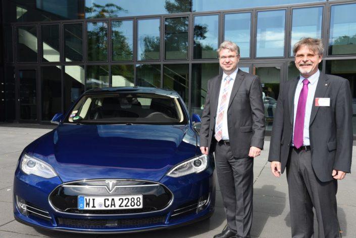 Matthias Gottschalk und Michael Beeck